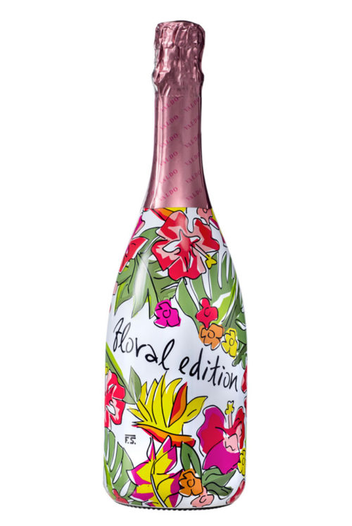 Valdo Floral Jungle Edition Greenflash Wijn Spumante Brut 4.0