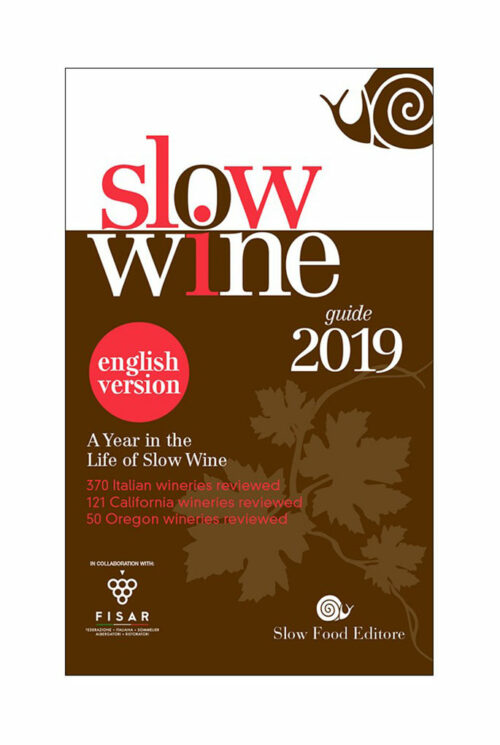 Slow Wine Guide English 2019 Engels Gids