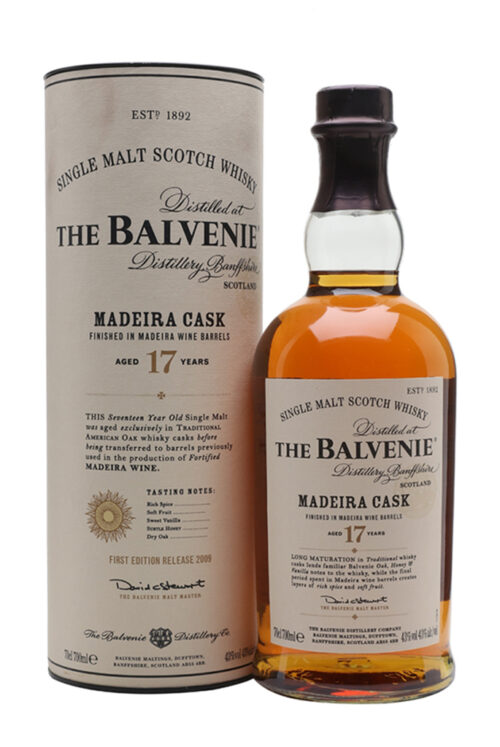 Balvenie Madaira Cask 17 Years Single Malt Speyside