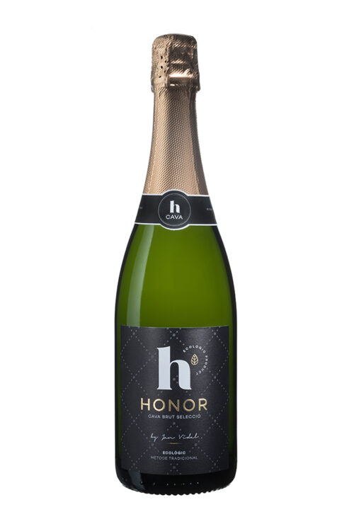 Honor Cava Ecologica Biologisch Celler Jan Vidal Spanje Greenflash Wijn Brut Cellecio