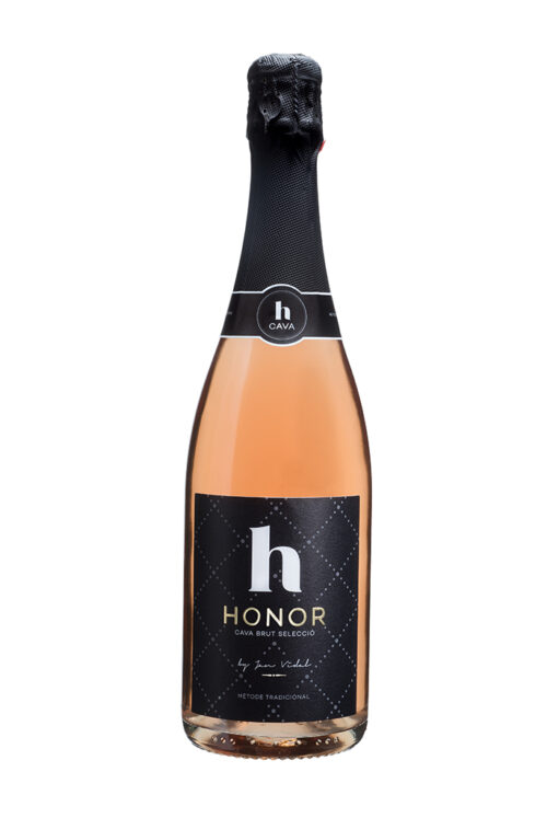 Honor Cava Rosada Celler Jan Vidal Spanje Greenflash Wijn Brut Cellecio